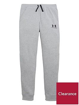 under-armour-boys-cotton-fleece-joggers-grey-heathernbsp
