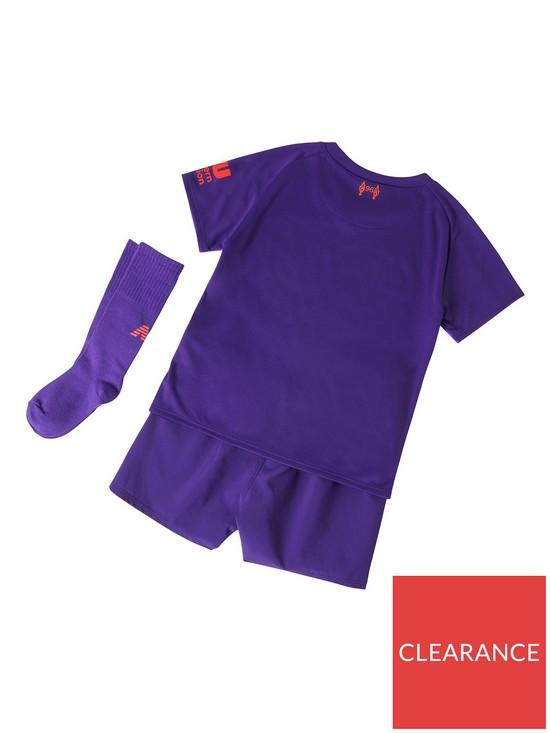 23904c456 New Balance New Balance Liverpool Fc Away Infant 18 19 Kit Set ...