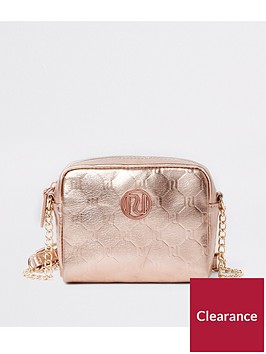 river-island-girls-rose-gold-ri-monogram-cross-body-bag