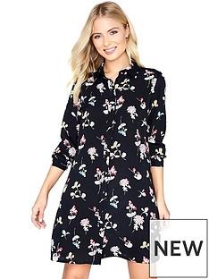 girls-on-film-girls-on-film-black-based-floral-shirt-dress