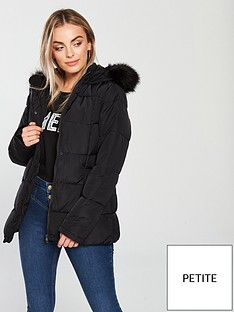 v-by-very-petite-hooded-padded-coat-black