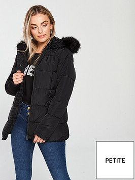 v-by-very-petite-hooded-padded-coat-black