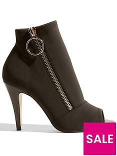 karen-millen-karen-millen-neoprene-peep-toe-shoe-boot-collection