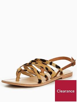 office-starsky-leopard-print-sandal