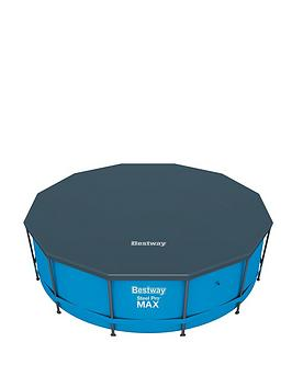 bestway-12-ft-flowclear-steel-frame-pool-cover