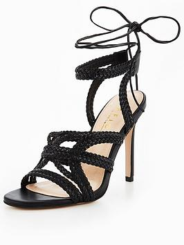Office Himalaya High Heel Shoe - Black