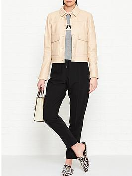 sportmax-code-steppa-tailored-sports-trousers-black