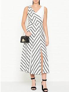 sportmax-code-zenica-stripe-crossover-sleeveless-dress-whiteblack