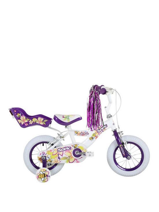 Bumble Girls Bike 12 inch Wheel