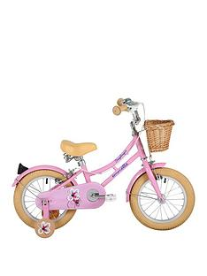 Emelle Girls Heritage Bike 14 inch Wheel