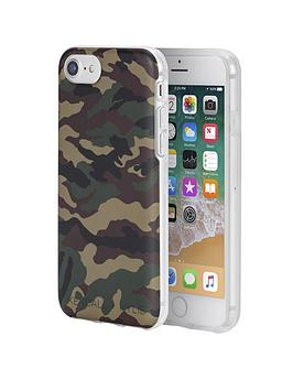 Kendall & Kylie Camo Print Protective Printed Case For Iphone 8/7/6/6S