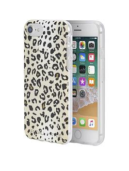Kendall & Kylie Leopard Print Protective Printed Case For Iphone 8/7/6/6S