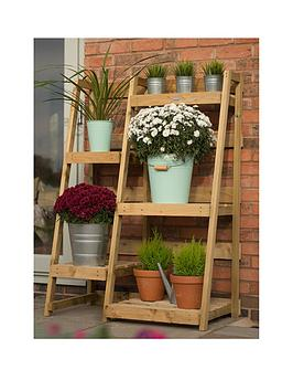 forest-plant-ladder-display