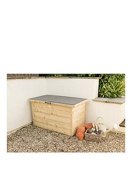 forest-shiplap-garden-storage-box-pressure-treated