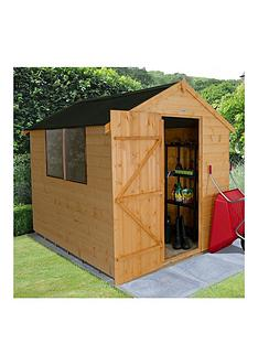 forest-8-x-6ft-apex-corrugated-roof-shiplap-shed-with-assembly