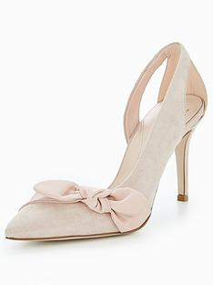 coast-eline-bow-court-shoes-blush