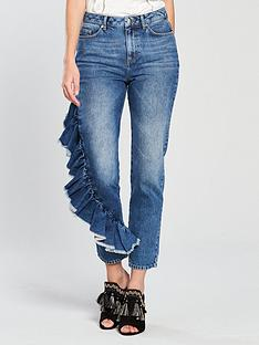 v-by-very-girlfriend-ruffle-jean