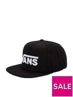 vans-drop-v-ii-snapback-cap-blacknbsp