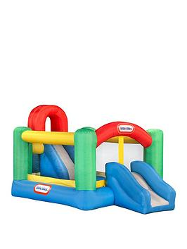 little-tikes-jump-amp-double-slide-bouncy-castle