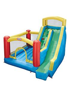 little-tikes-giant-slide-bouncy-castle