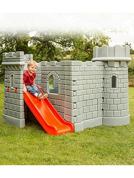 little-tikes-classic-castle-playhouse