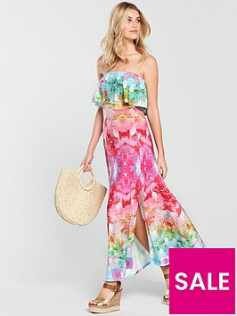 v-by-very-tall-sleeveless-split-jersey-maxi-dress-print