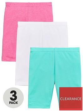 mini-v-by-very-girls-3-pack-cycling-shorts-pinkwhiteblue