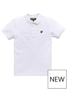 lyle-scott-boys-classic-short-sleeve-polo