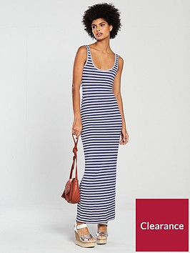 v-by-very-scoop-neck-jersey-maxi-dress-blue-stripe