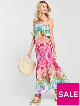 v-by-very-petite-sleeveless-split-jersey-maxi-dress-print