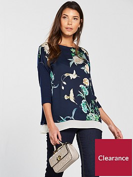 wallis-bird-print-satin-front-shell-top