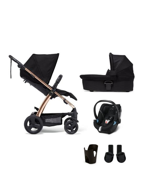 1d33e7728b2 Mamas   Papas Sola2 Rose Gold 5-Piece Bundle (Pushchair