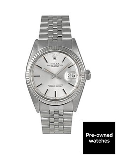 rolex-rolex-pre-owned-datejust-silver-baton-sigma-dial-stainless-steel-mens-watch-ref-1601