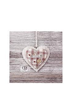 ideal-home-rustic-heart-wooden-wall-art