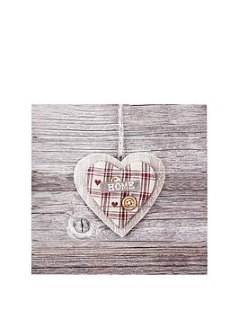 ideal-home-rustic-heart-wooden-wall-art