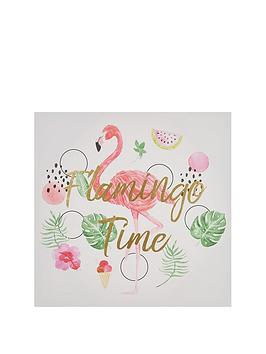graham-brown-flamingo-time-wall-art