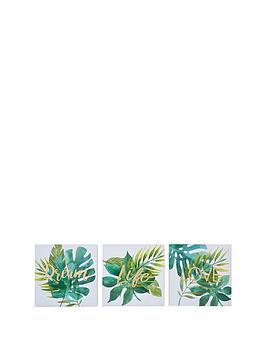 graham-brown-tropical-leaves-wall-art-trio