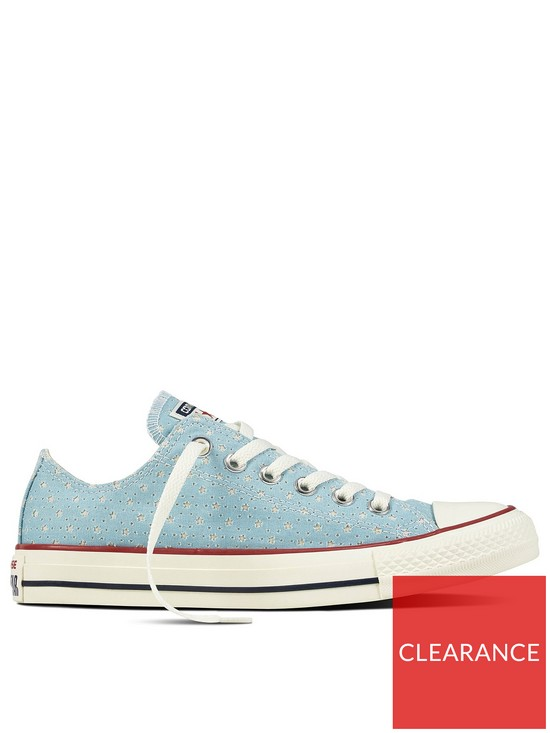 26e63f12db6 Converse Chuck Taylor All Star Ox - Blue