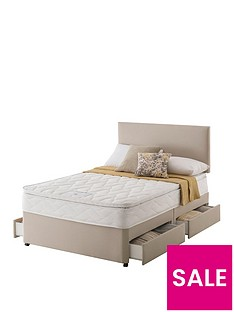 layezee-fenner-bonnel-pillowtop-spring-divan-bed-with-storage-options-and-half-price-headboard-offer-buy-and-save