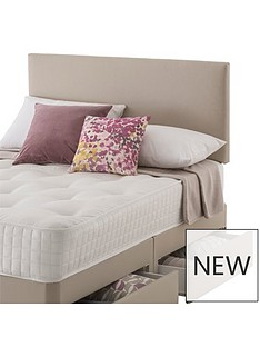 layezee-made-by-silentnight-addison-800-pocket-ortho-divan-bednbspwith-half-price-headboard-offer-buy-and-save