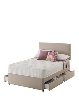 layezee-made-by-silentnight-addison-800-pocket-ortho-divan-bed-with-storage-options