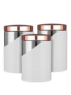 Canisters Jars Kitchen Storage Home Garden Www Very Co Uk