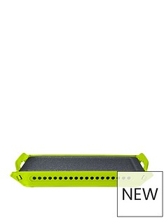 tower-3-in-1-defrosting-tray-with-enamel-coating-green