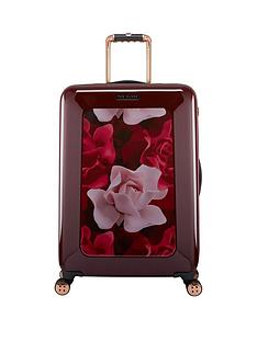 ted-baker-ted-baker-porcelain-rose-4-wheel-medium-case