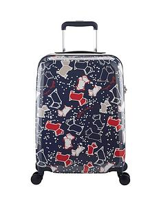 radley-speckle-dog-4-wheel-cabin-case