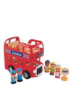 early-learning-centre-happyland-london-bus