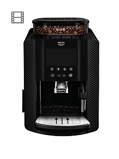 Krups Arabica Digital EA817K40 Automatic Espresso Machine - Carbon