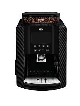 Krups Arabica Digital Ea817K40 Automatic Espresso Machine - Carbon