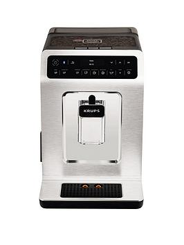Krups Evidence Ea893C40 Automatic Espresso Machine – Chrome