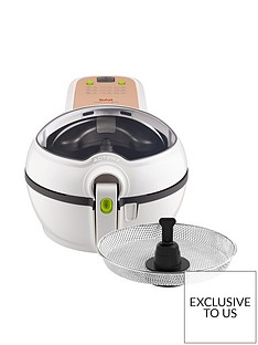 tefal-actifry-original-plus-air-fryer-with-snacking-tray-gh847040-white-12kg